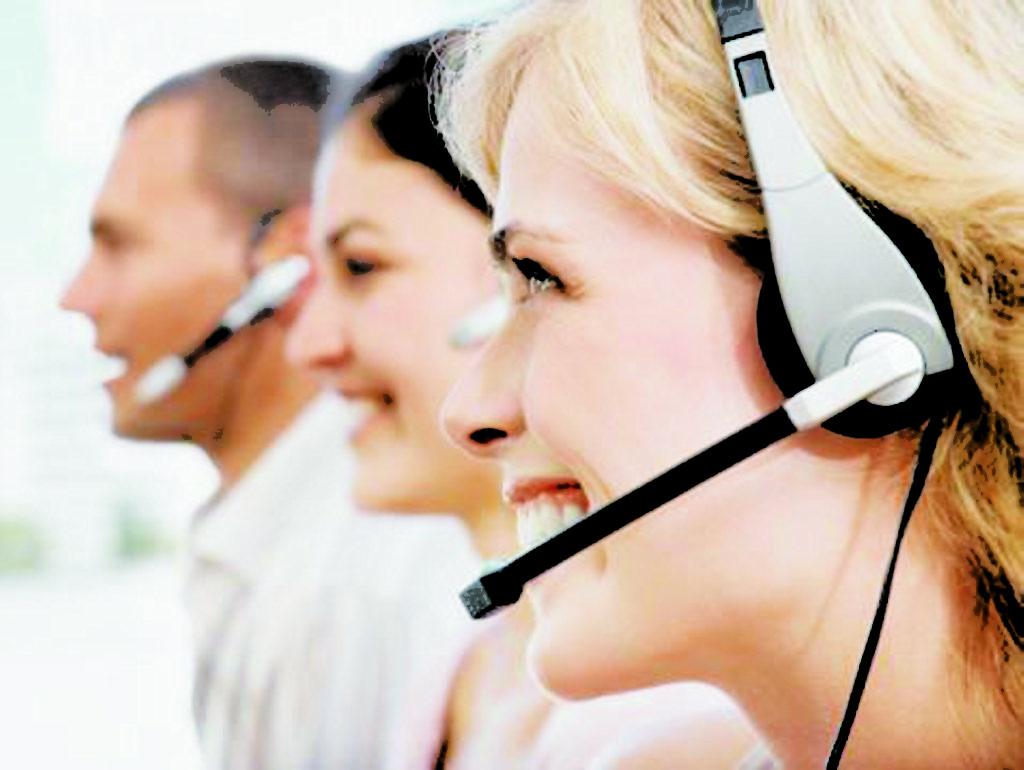 Call Center Photo